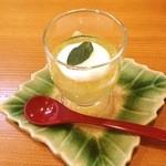 カジュアル和食と地酒しおさか - ランチデザート