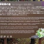 Chaanfuyou - 源範頼のお墓のすぐ近く