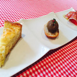 プティ・マルミット - 料理写真:前菜オードブル