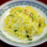 中国料理 桃苑 - 蟹チャーハン