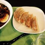 天狗山メインレストラン - 餃子