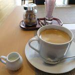 ラ・ベルコリーヌ - ホットコーヒー