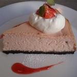 35855612 - 苺チーズケーキ