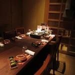 麹蔵 - 個室の様子