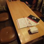 蕎麦・天ぷら 権八 - 久々だったので、まだもちょっと話し足りないと、5人で2件目=3=3=3 もうお腹はいっぱいなので、お料理もちょっとだけ☆彡