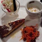 トラットリアイルポンテ - 前菜