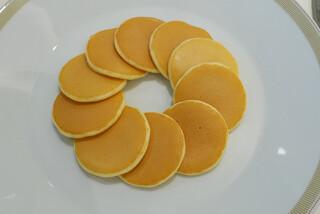 パークサイドダイナー - 1ドル銀貨パンケーキ