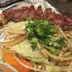 お好み焼き鉄板焼き 塚本 - サーロインステーキ
