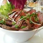 35861363 - 黒毛和牛ステーキ丼