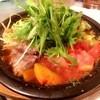 すきやき風野菜トマト鍋焼き