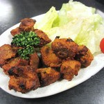 ネパール家庭料理 ホワイトヒマラヤ - マトンシェクワ