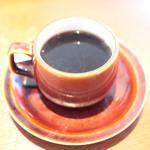 はまきた珈琲 - ホットコーヒー  '15 2月上旬