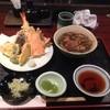 手打ちそば 戸松 - 料理写真:天ぷら鴨汁天つゆつけ塩