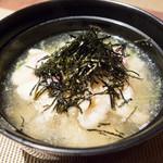 35866087 - 鯛の出汁茶漬けごま風味