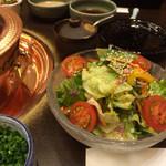 しゃぶ禅 - サラダ