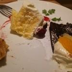 35868102 - ケーキ盛り合わせ