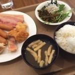 創菜Patio - ホテルで朝食!