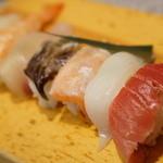 千壽 - Aランチお寿司