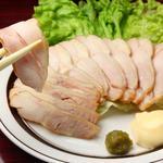 備長 - 鶏のハム仕立て