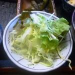 いります食堂 - サラダ