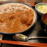 Cafe Ceol - 奄美カレー・しゅうまい¥750