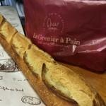 ル・グルニエ・ア・パン - 最高に美味しいバゲット♪