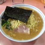 中島家 - ラーメン ¥600+大盛¥200