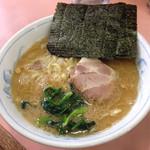 中島家 - ラーメン ¥600