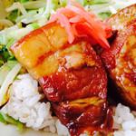 UMUYAS-YAH - ラフテー丼