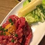 李さんの台所 - ユッケ