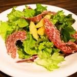 ポルタ・ヌォーヴァ - ピッツァランチ(サラダ)