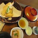 35878303 - 天ぷら定食