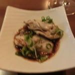 35878541 - 牡蠣、あ!ピンボケ~(+o+) プリップリで美味しかった~♡