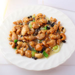 じゅりぃー - 大山鶏のカシューナッツ炒め