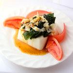 じゅりぃー - 豆腐サラダ