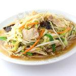 じゅりぃー - 肉野菜炒め