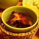 三浦屋 - ひれ酒