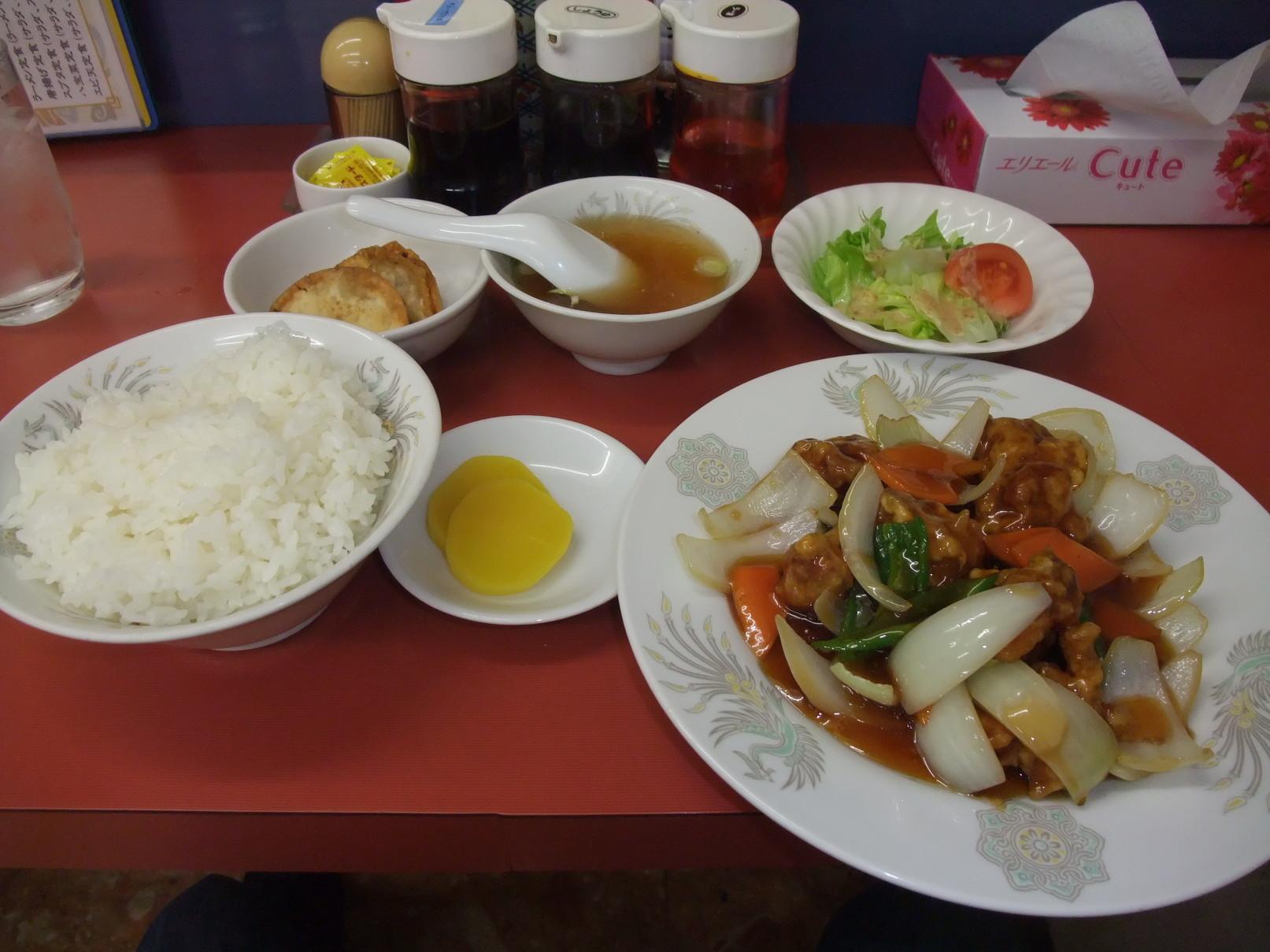 中国料理天山