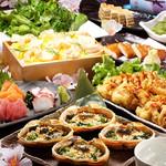 かんかん商店 - 2015年春の宴会3980円コース