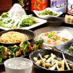 AJITO - 2015年春の宴会3500円コース