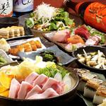 かんかん商店 - 2015年春の宴会4980円コース