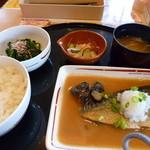 ガスト - 鯖味噌煮膳