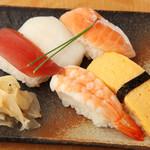 今日はしゃぶしゃぶ!! - 食べ放題にお寿司が登場することも・・・