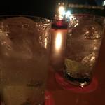Bar Avantgarde - ジントニック