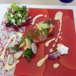35886886 - 前菜 イサキのマリネ