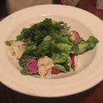 35887531 - 新鮮野菜のサラダ
