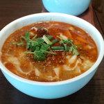 西安刀削麺酒楼 - マーラー刀削麺