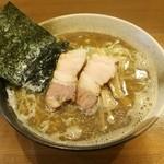 ●2014 #265 @ニボの日限定/濃厚煮干醤油らぁめん ¥850