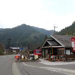 香房 ゆず夢cafe - 2013年12月 道の駅龍神の隣です。