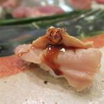治鮨 - 27年3月 煮蛤